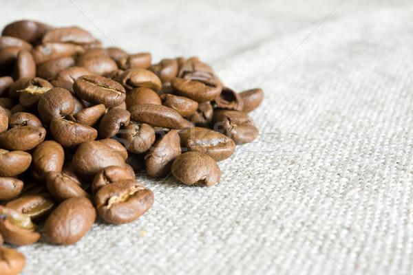 コーヒー豆 クローズアップ 食品 背景 色 マクロ ストックフォト © inoj