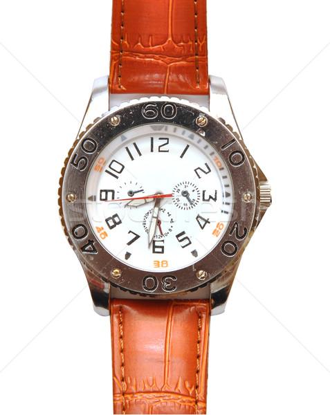 Men's luxury wrist watch  Stock photo © inxti