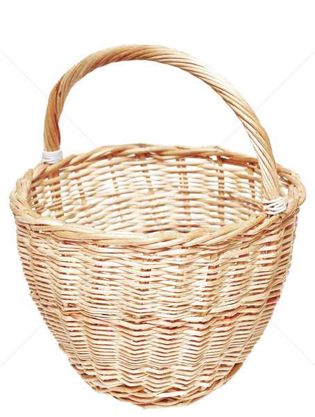 wicker basket Stock photo © inxti
