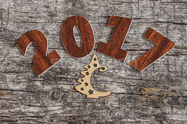 знак символ числа старые ретро Vintage Сток-фото © inxti