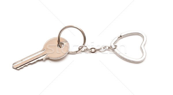 Trinket for the keys as a heart Stock photo © inxti