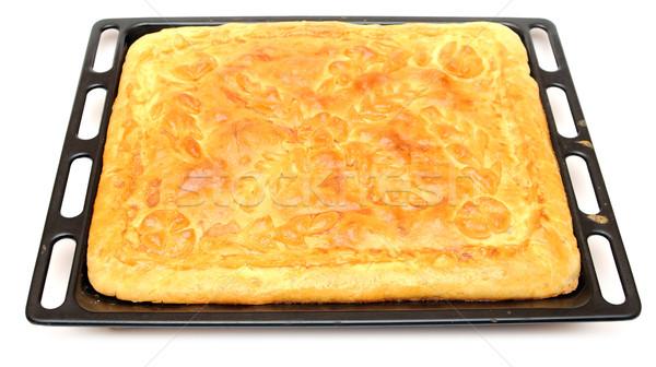 meat pie  Stock photo © inxti