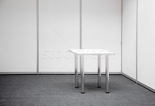 展示 スタンド 表 会議 建設 業界 ストックフォト © inxti