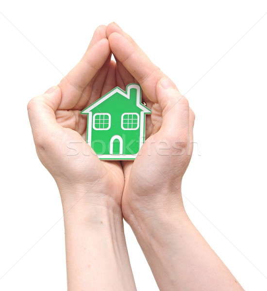 Home insurance Stock photo © inxti