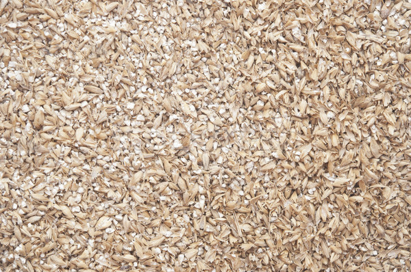 wheat grain milled ground as a background  Stock photo © inxti