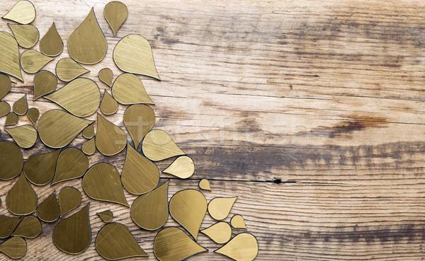 gold background Stock photo © inxti