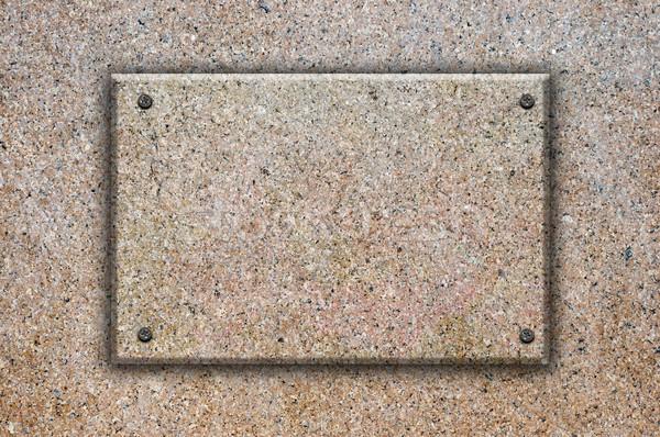 marble stone  Stock photo © inxti