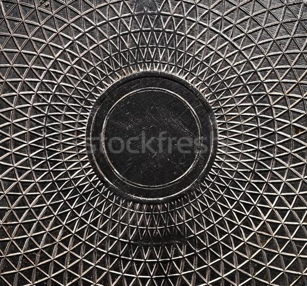 brushed metal background  Stock photo © inxti