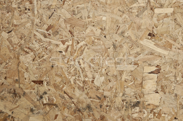 Pressed Wooden Panel (OSB). Seamless Tileable Texture Stock photo © inxti