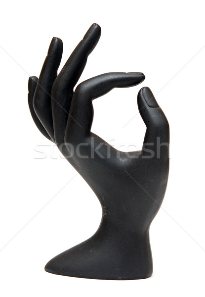 Mannequin hand  Stock photo © inxti