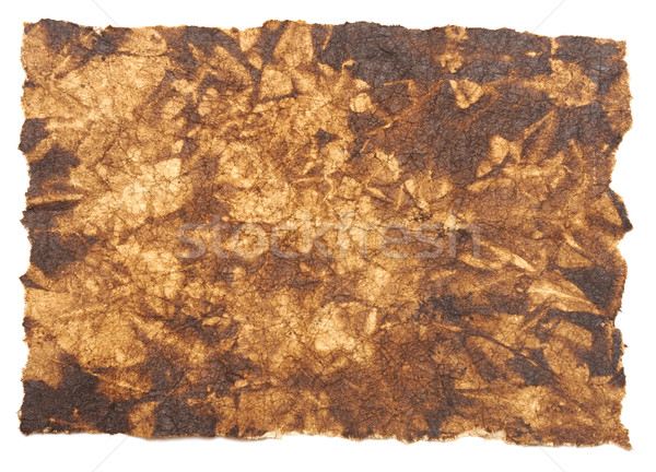 Parchment paper background Stock photo © inxti