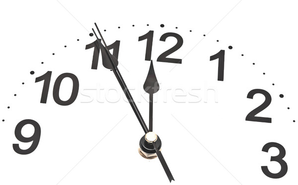 Wall clock dial  Stock photo © inxti