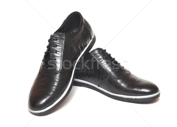 Mens shoes Stock photo © inxti