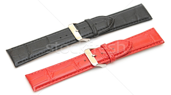 Strap On A Wristwatch Stock photo © inxti