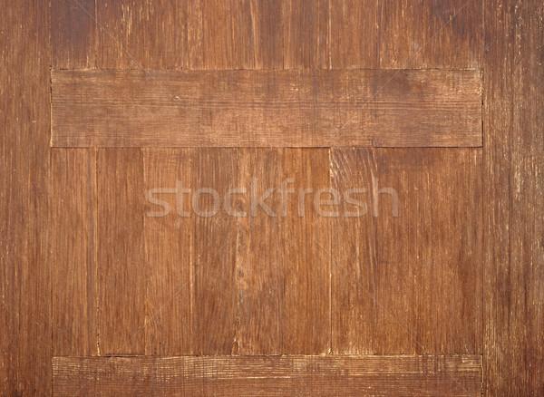 dark wooden texture Stock photo © inxti