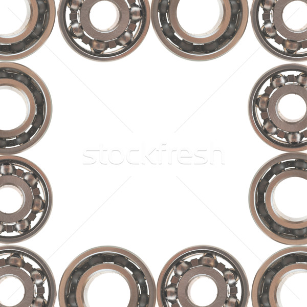 ball bearing, isolated on white background  Stock photo © inxti