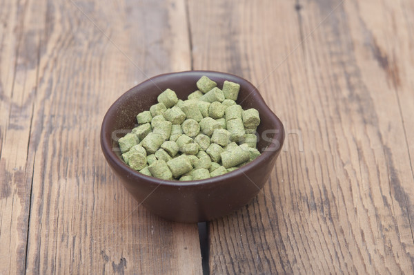 pellets of hops Stock photo © inxti