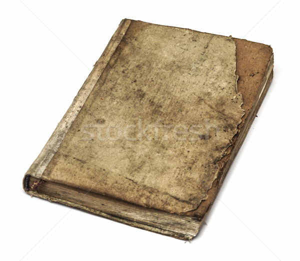 Velho livros cobrir livro fundo quadro Foto stock © inxti