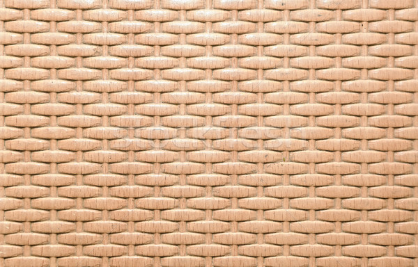 Abstract decorative wooden textured basket weaving background.  Stock photo © inxti