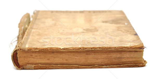 Old book  Stock photo © inxti