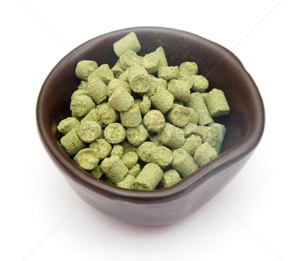 pellets of hops Stock photo © inxti