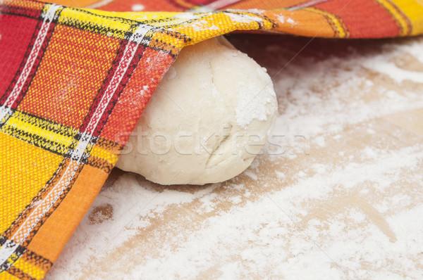 подготовленный хлеб стороны домой кухне Сток-фото © inxti