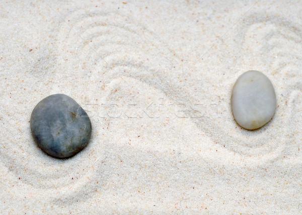 sand and stone  Stock photo © inxti