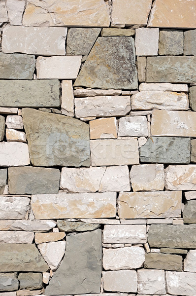 Background of stone wall texture Stock photo © inxti