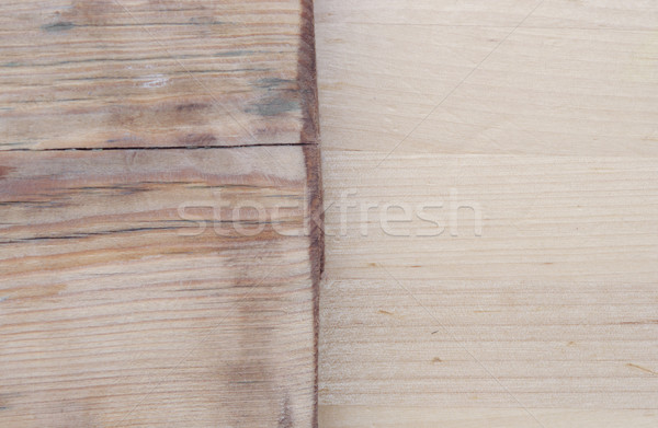 Eski ahşap duvar doğa dizayn arka plan kutu Stok fotoğraf © inxti