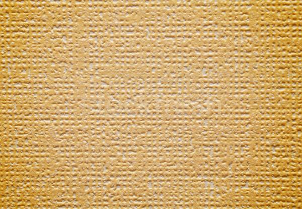 Geel Papierstructuur textuur school abstract achtergrond Stockfoto © inxti