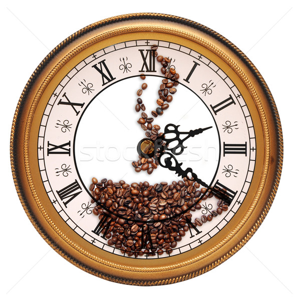 coffee time Stock photo © inxti