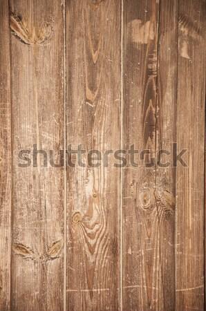 wood fence  Stock photo © inxti