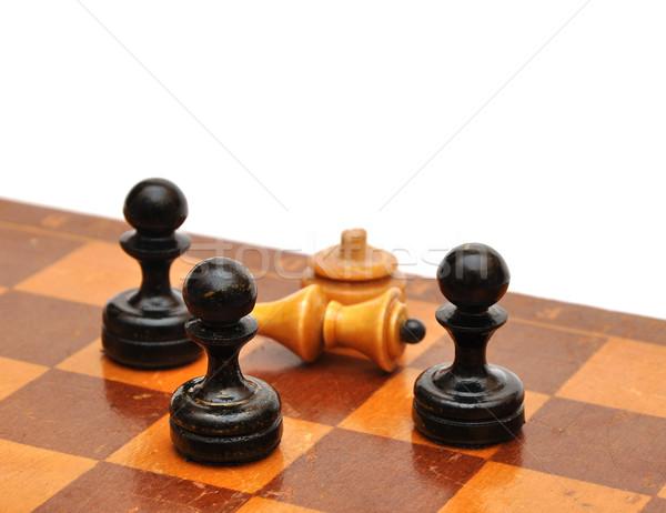 chess piece Stock photo © inxti