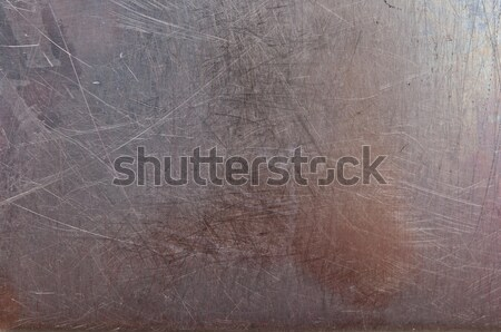metal texture with scratches  Stock photo © inxti
