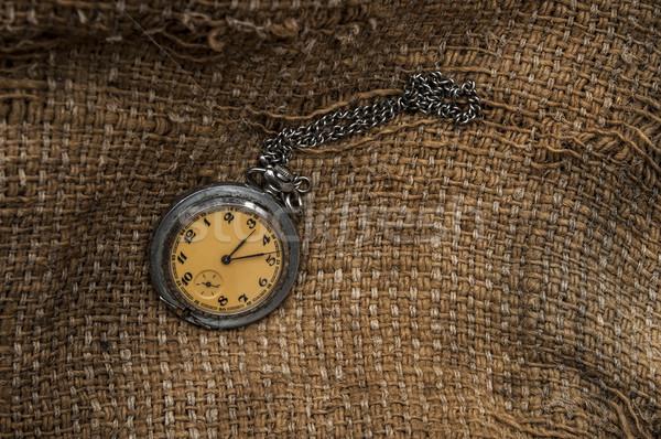 старые Vintage часы время Сток-фото © inxti