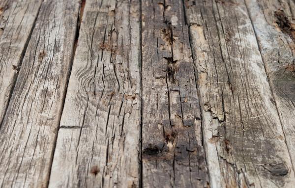 Foto stock: Edad · grunge · madera · utilizado · textura · vintage