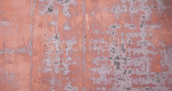 Woometal corroded texture Stock photo © inxti