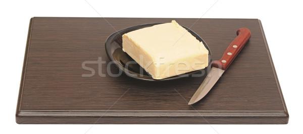 fresh butter Stock photo © inxti