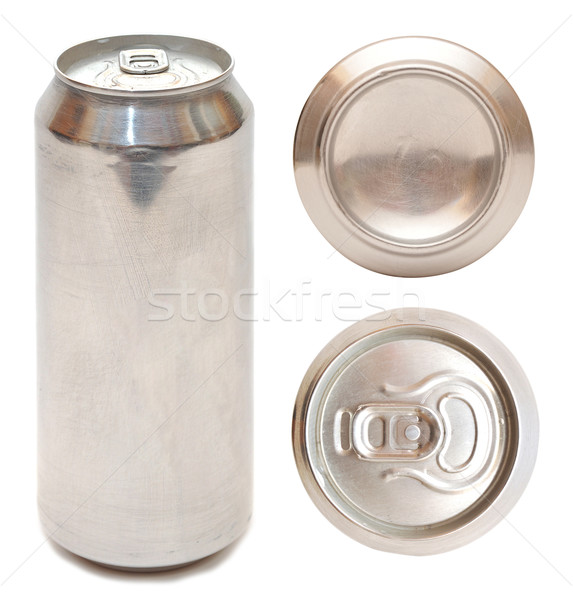 Aluminum beer can Stock photo © inxti