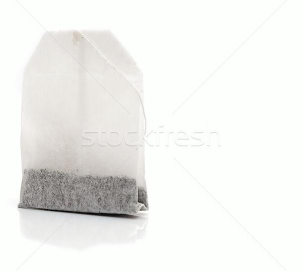 teabag isolated on white  Stock photo © inxti