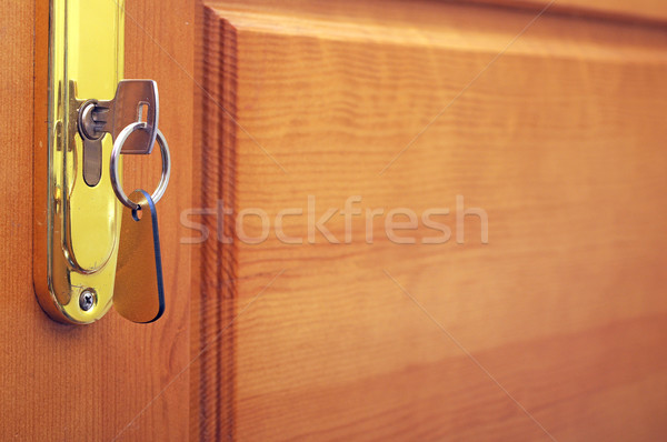 door key  Stock photo © inxti