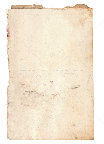 Old paper texture. perfect background with space Stock photo © inxti