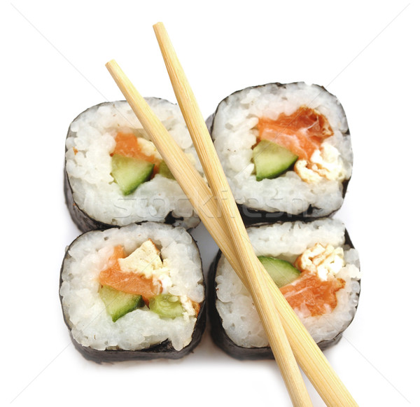 sushi Stock photo © inxti