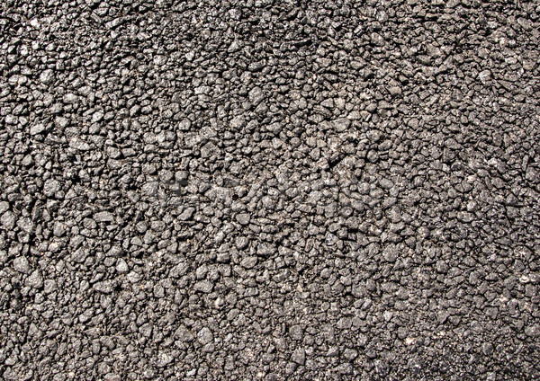 Asphalt texture detailed tarmac close-up, copy space pattern Stock photo © inxti