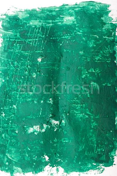 green paint background  Stock photo © inxti