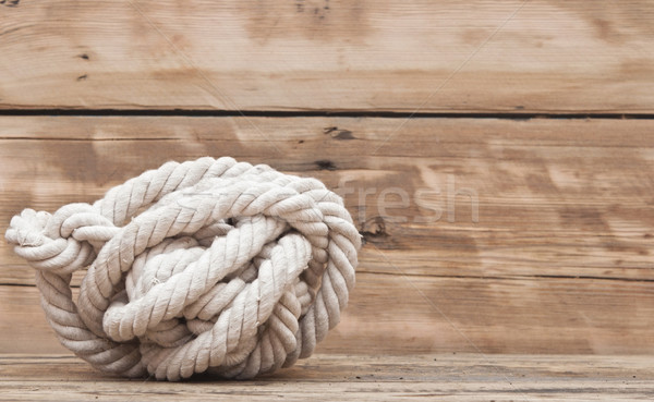 Rope coil  Stock photo © inxti