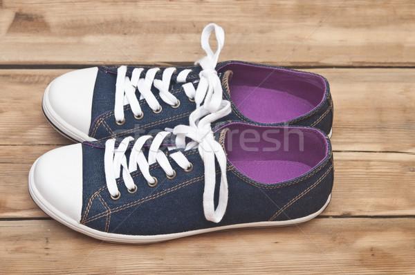 sneakers Stock photo © inxti