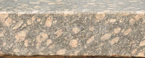 Texture granito muro natura luce piatto Foto d'archivio © inxti