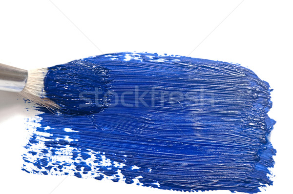 Artists paint brush and paint  Stock photo © inxti