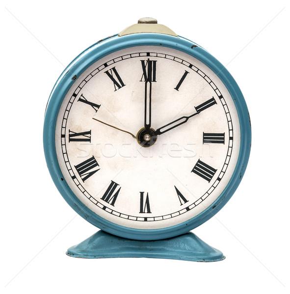 Retro alarm Stock photo © inxti